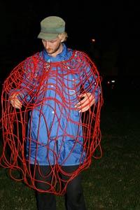 Kostüm Probe