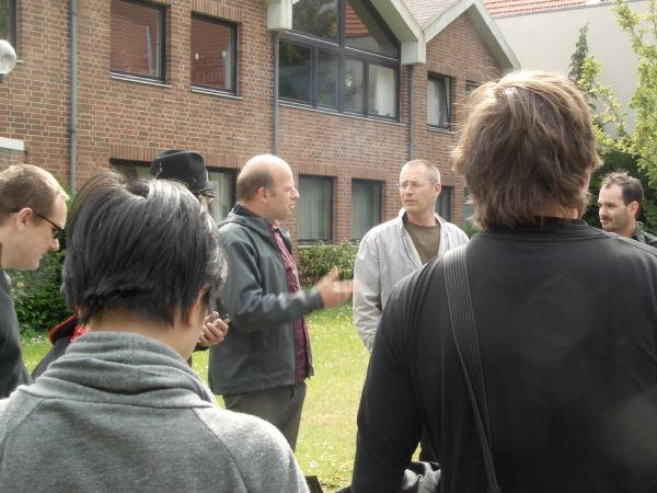 edwin van der heide & sam auinger